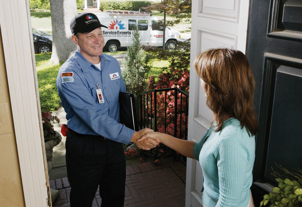 in-home estimate from Bryant Heating & Cooling Service Experts