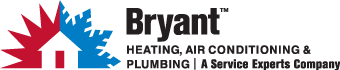 Bryant Heating & Cooling Service Experts Logo